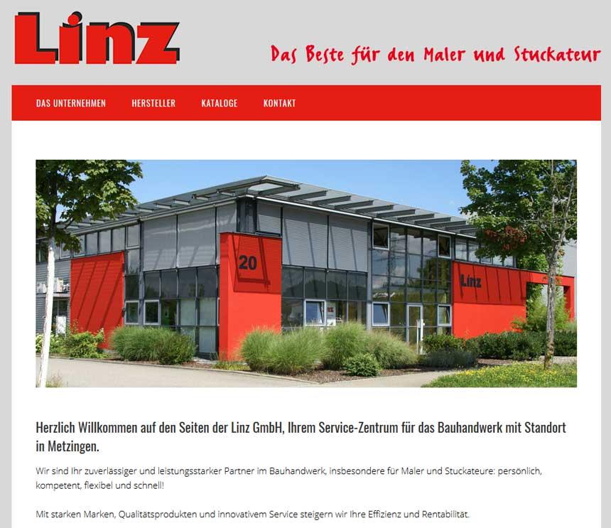 Firma: Linz GmbH