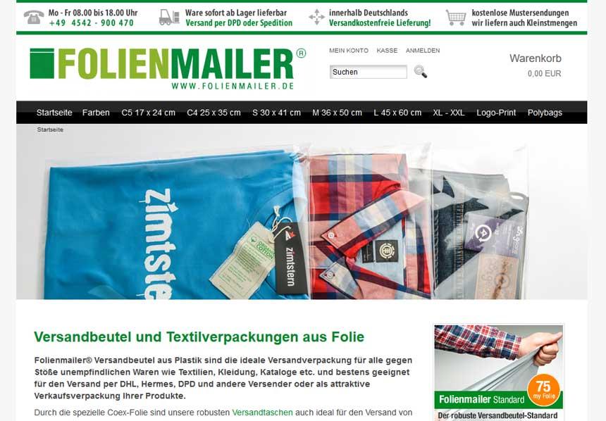 Firma: NORDWERK Folien GmbH & Co. KG