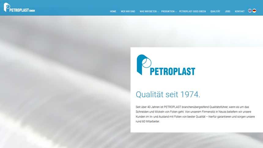 Firma: PETROPLAST GmbH